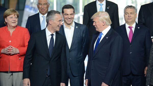 Szczyt NATO w Brukseli - Sputnik Polska