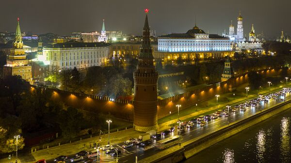 Moskwa. Kreml. - Sputnik Polska