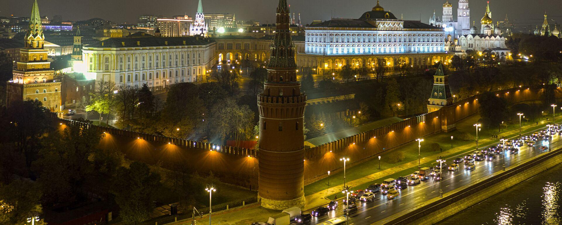 Moskwa, Kreml - Sputnik Polska, 1920, 24.03.2021