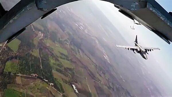 Rosyjskie lotnictwo - Sputnik Polska