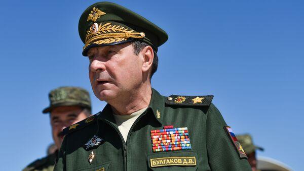 Wiceminister obrony Federacji Rosyjskiej Dmitrij Bułhakow - Sputnik Polska