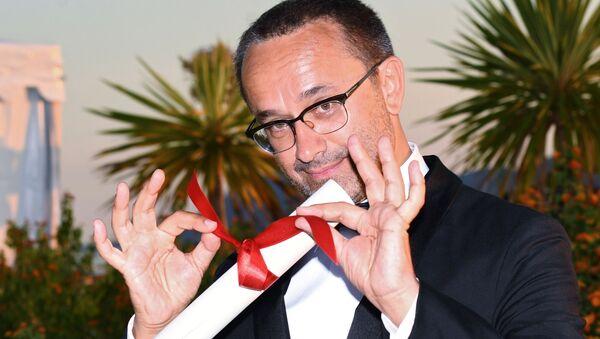 Rosyjski reżyser Andriej Zwiagincew, zwycięzca 70. Międzynarodowego Festiwalu Filmowego w Cannes - Sputnik Polska