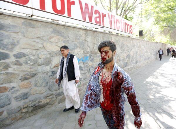 Kolejny zamach w Kabulu - Sputnik Polska
