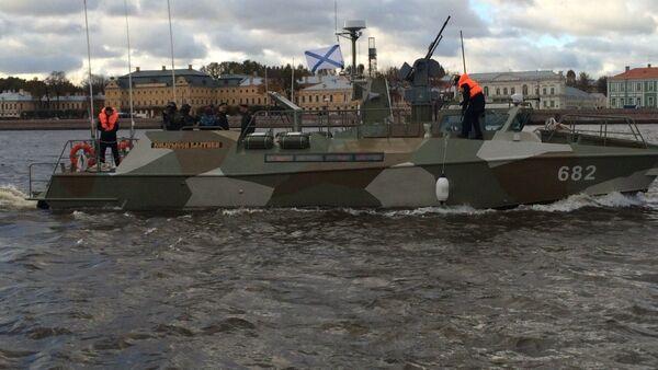 "Kuter nowej generacja ""Raptor"" - Sputnik Polska"