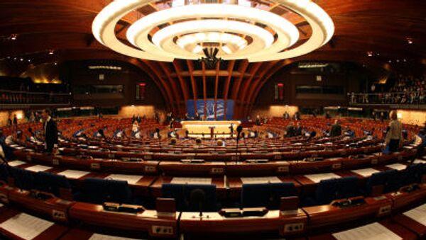 Zgromadzenie Parlamentarne Rady Europy - Sputnik Polska