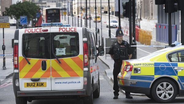 Atak terrorystyczny w Londynie - Sputnik Polska