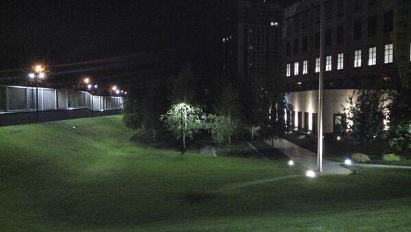 Ambasada USA w Kijowie - Sputnik Polska