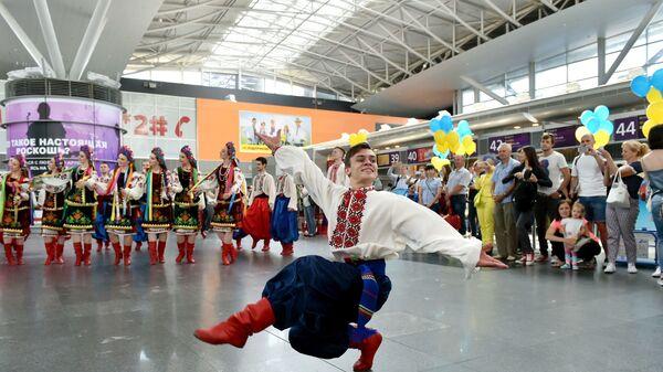 Port lotniczy Kijów-Boryspol - Sputnik Polska