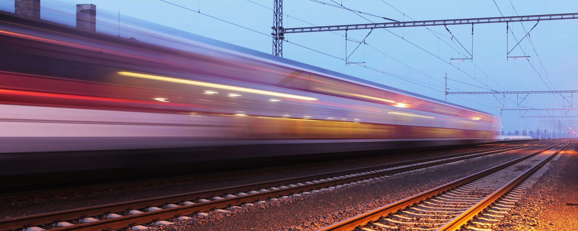Kraje bałtyckie, Polska i Finlandia w 2018 roku rozpoczną budowę transeuropejskiej linii kolejowej Rail Baltica - Sputnik Polska, 1920, 24.08.2021