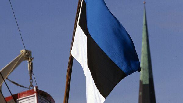 Flaga Estonii - Sputnik Polska