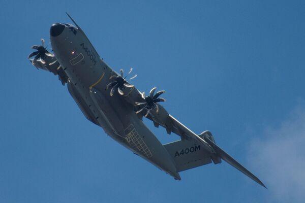 Airbus A400M - Sputnik Polska