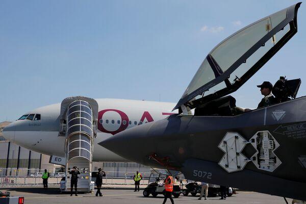 Lockheed Martin F-35 - Sputnik Polska