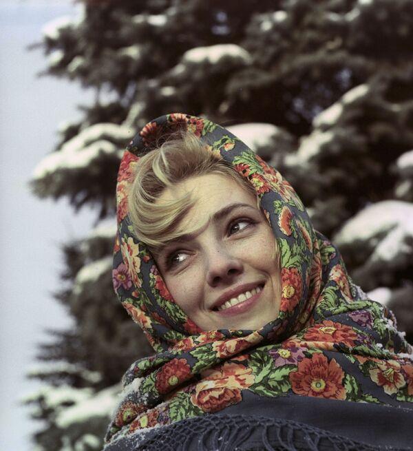 Portret dziewczyny - Sputnik Polska