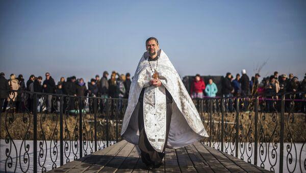 Coraz więcej Rosjan chce zostać kapłanami - Sputnik Polska