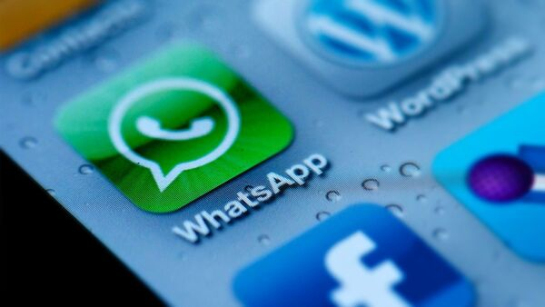 Komunikator WhatsApp - Sputnik Polska