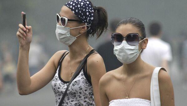 Smog w mieście - Sputnik Polska