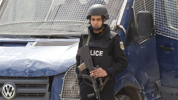Zamach na hotel w Tunezji - Sputnik Polska