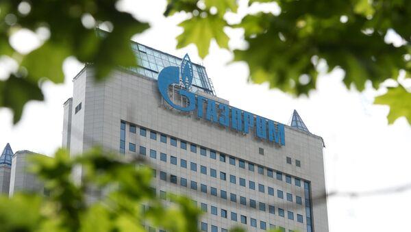 Siedziba rosyjskiego koncernu państwowego Gazprom - Sputnik Polska