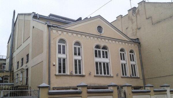 Synagoga Cori Gilod we Lwowie - Sputnik Polska