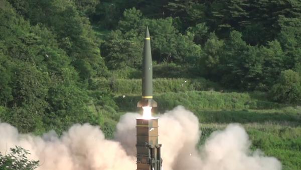 Wspólne ćwiczenia rakietowe USA i Korei Południowej - Sputnik Polska