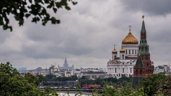 Kreml w Moskwie - Sputnik Polska