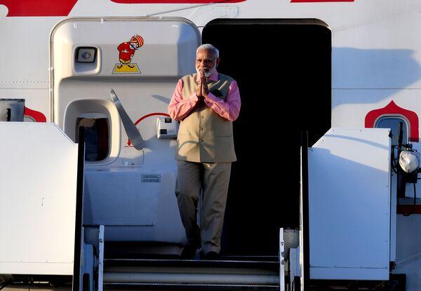 Premier Indii Narendra Modi - Sputnik Polska