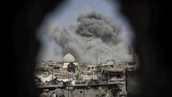 603 ofiary nalotów sił koalicji w Syrii i Iraku - Sputnik Polska