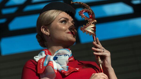 Stewardessa - Sputnik Polska