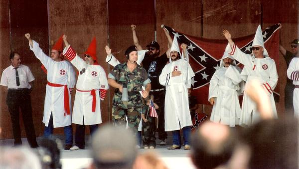 Ku Klux Klan - Sputnik Polska