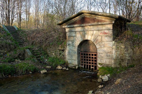 Podziemny system zarządzania wodą w kopalni ołowiu,srebra i cynku w Tarnowskich Górach - Sputnik Polska