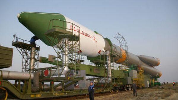 Przygotowania do startu statku kosmicznego Progress M-65 - Sputnik Polska
