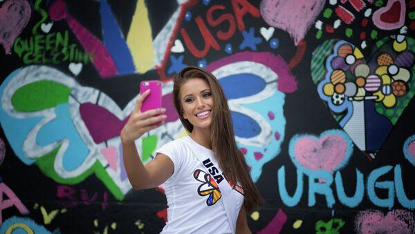 Miss USA, Nia Sanchez - Sputnik Polska