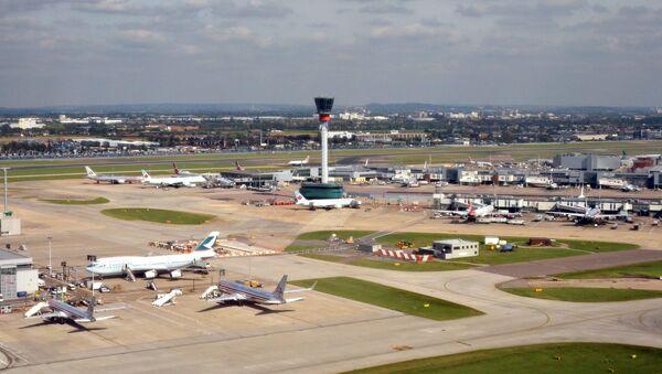 Port lotniczy Londyn-Heathrow - Sputnik Polska