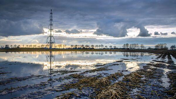 Złoża gazowe w Groningen. Holandia - Sputnik Polska