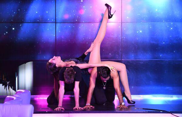 Talent show konkursu Miss Moskwy - Sputnik Polska