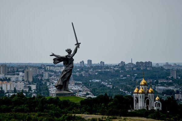 Wolgograd - Sputnik Polska