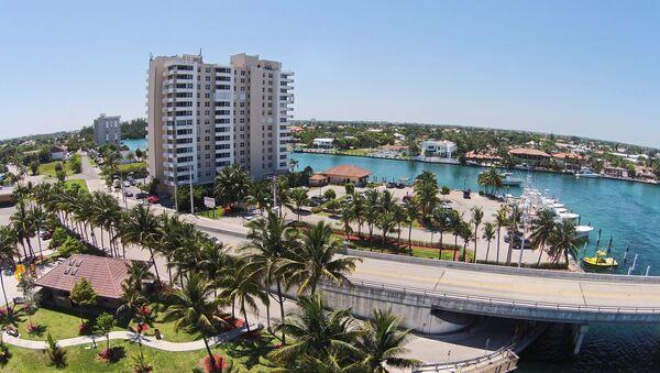 Miasto Deerfield Beach na Florydzie - Sputnik Polska