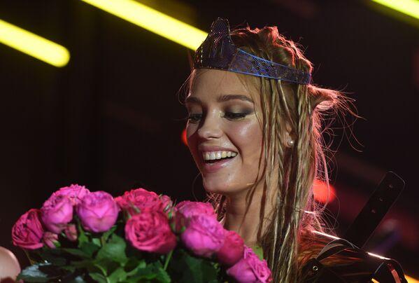 Zwyciężczyni konkursu Miss Maxim 2017 w Moskwie Jekaterina Kotaro z Szadrinska - Sputnik Polska