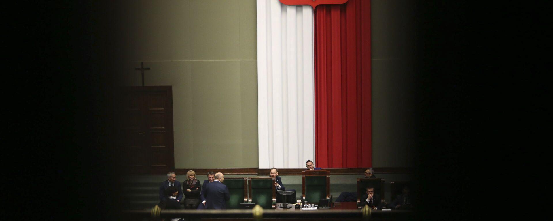 Sejm RP - Sputnik Polska, 1920, 27.08.2021