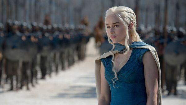 Daenerys Targaryen, bohaterka Gry o tron - Sputnik Polska