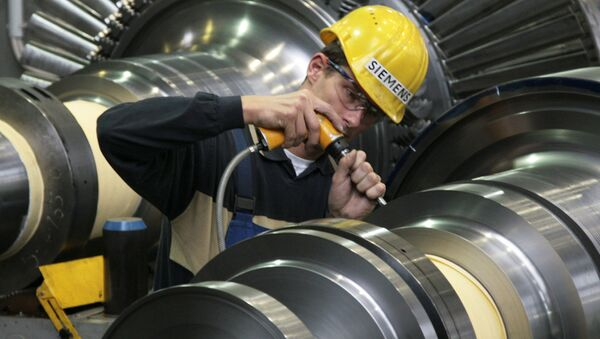 Siemens - Sputnik Polska
