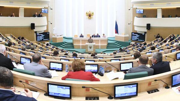 Rada Federacji Rosji - Sputnik Polska