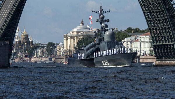 Dzień Marynarki Wojennej Rosji - Sputnik Polska