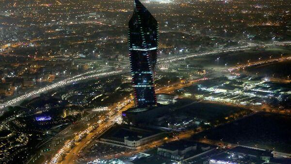 Miasto Kuwejt, stolica Kuwejtu - Sputnik Polska