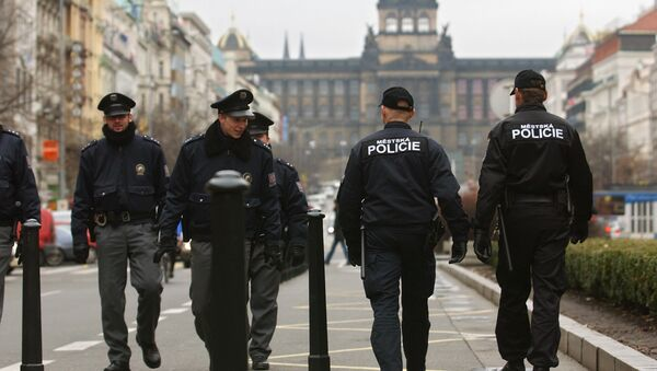 Czeska policja - Sputnik Polska