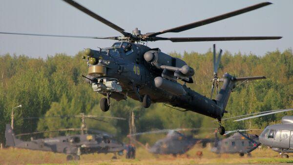 Helikopter Mi-28 - Sputnik Polska