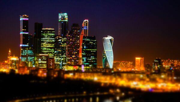 Centrum biznesowe Moskwa City - Sputnik Polska