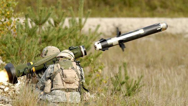 Amerykański przeciwpancerny pocisk rakietowy FGM-148 Javelin - Sputnik Polska