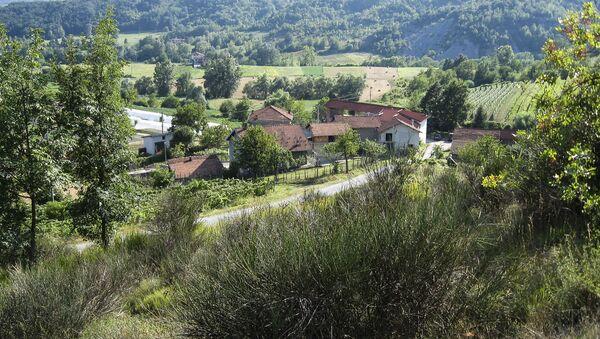 Dolina Bormida, Włochy - Sputnik Polska