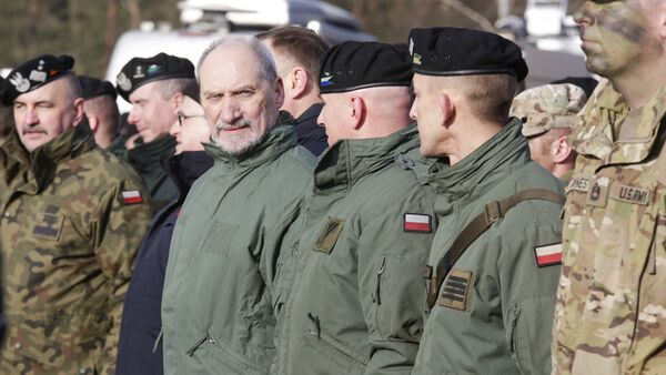 Antoni Macierewicz - Sputnik Polska